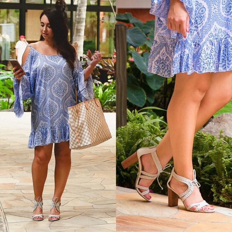 Tiare Hawaii OS Dress