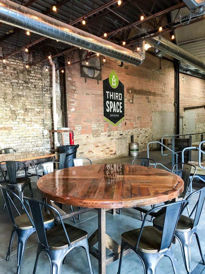 Third Space Brewery Milwaukee 1