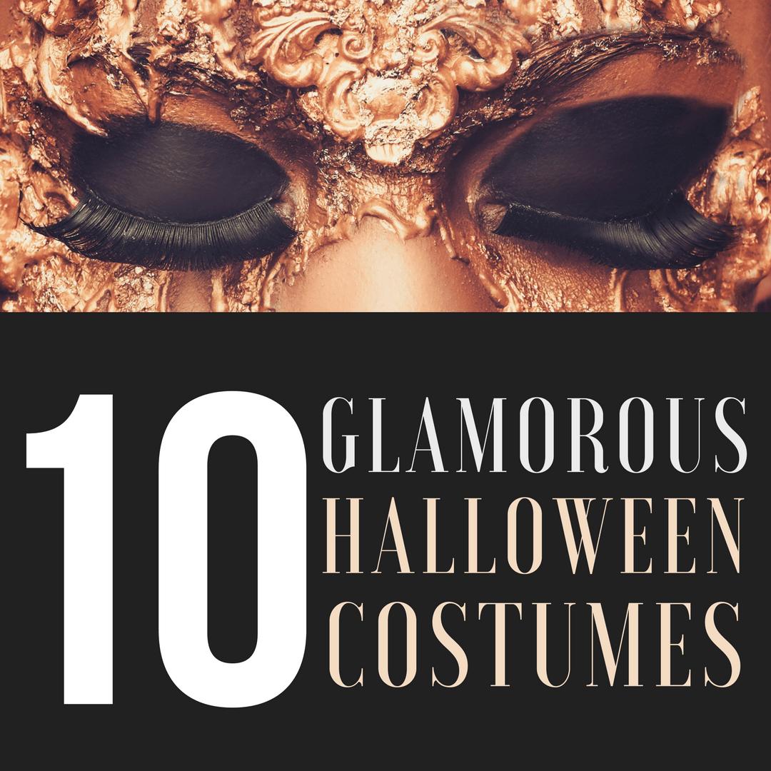 10 Glamorous Halloween Costumes