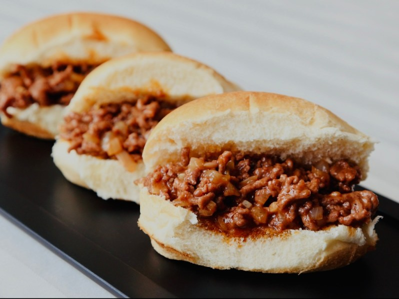 Healthy Super Bowl Sunday Sloppy Joes