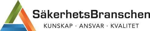 Logo SakerhetsBranschen stor