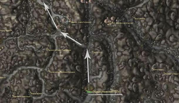 Morrowind Map - 24