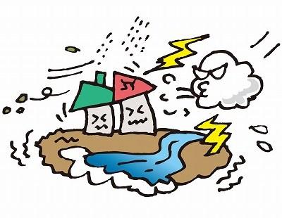 台風対策マンションの窓が割れないようにする方法
