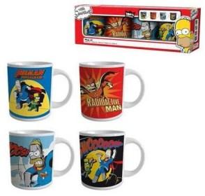 tazas-simpson-pack-de-4-super-heroes