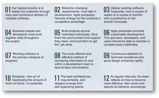 Agile Manifesto Principles