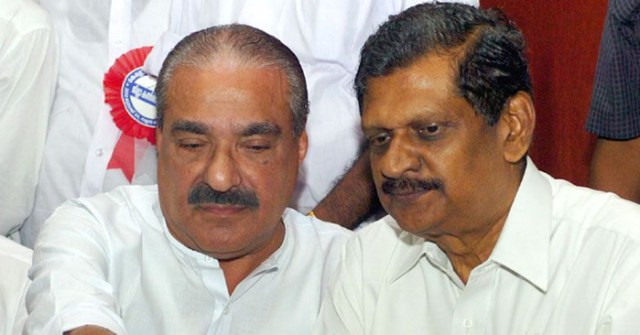 km mani with pj joseph
