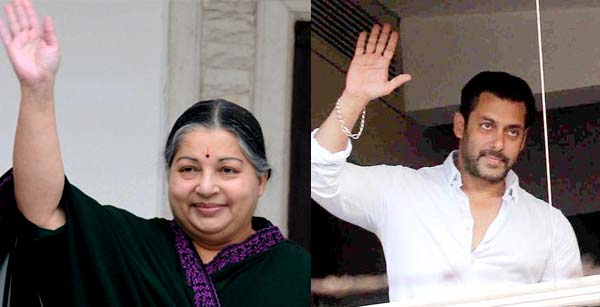 jayalalitha with salman khan
