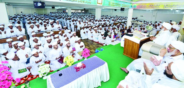 Markaz Shari'ah college Commencement Ceremony Inauguratd by Kanthapuram