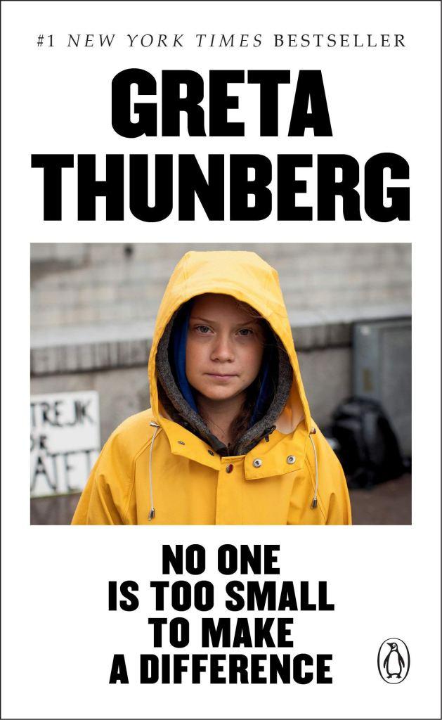 No one is too small Greta Thunberg - Sirapevida