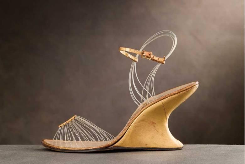 Ferragamo's F-Heels