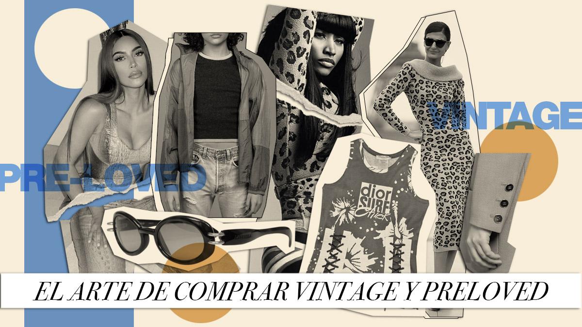 vintage y preloved