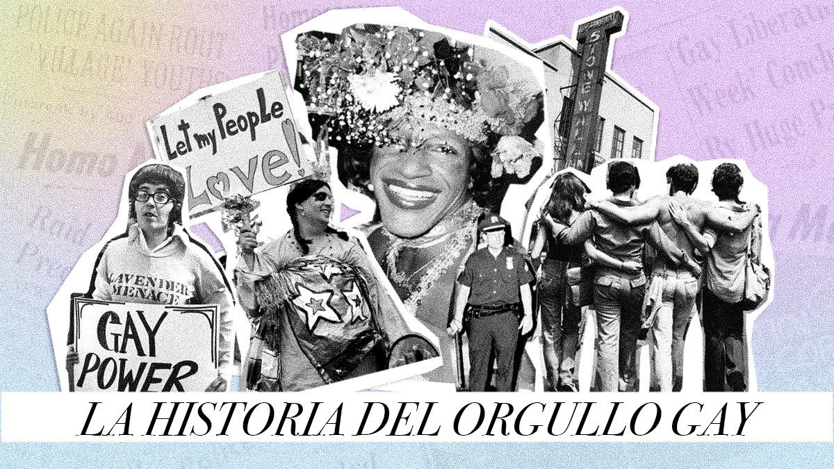 La historia del Orgullo Gay