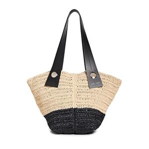Proenza Schouler Raffia Small Tobo Bag