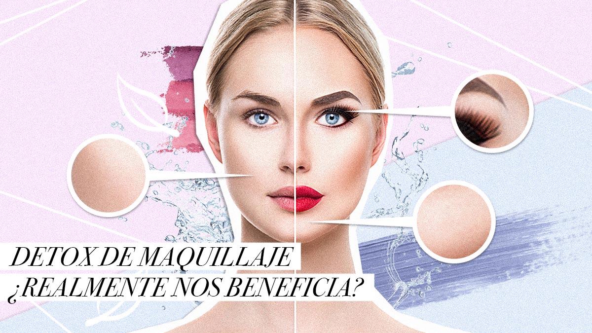 Detox de maquillaje