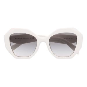 Prada Eyewear Symbole geometric-frame sunglasses