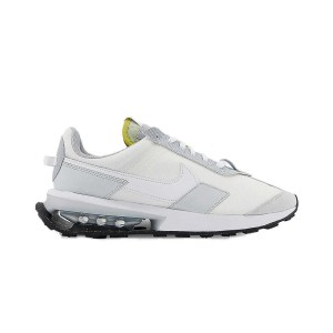 NIKE Air Max Pre Day branded recycled-polyester and recycled-suede trainers