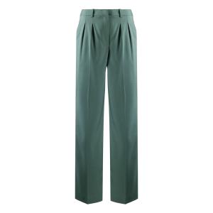Loulou Studio pantalones de vestir con cierre oculto