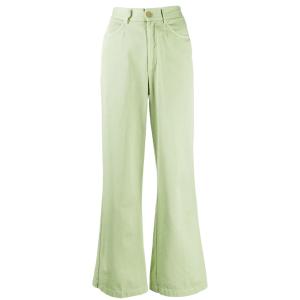 Forte Forte pantalones capri anchos