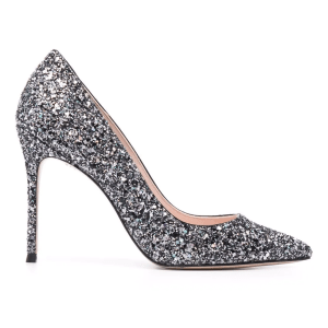 Sophia Webster zapatillas con detalles de glitter