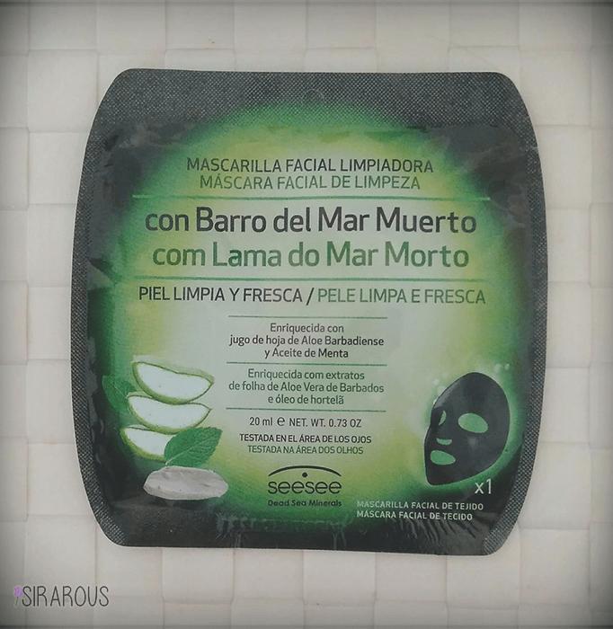 Mascarilla Barro Mar Muerto Mercadona