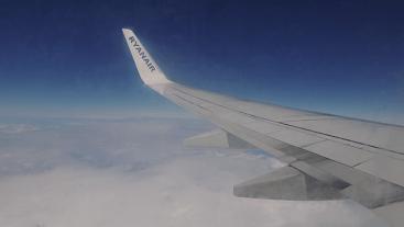 vuelo madrid roma Rayanair