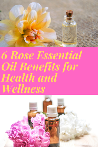 health benefits of rose oil