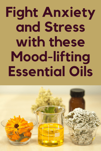 essential oils for stress and anxiety relief