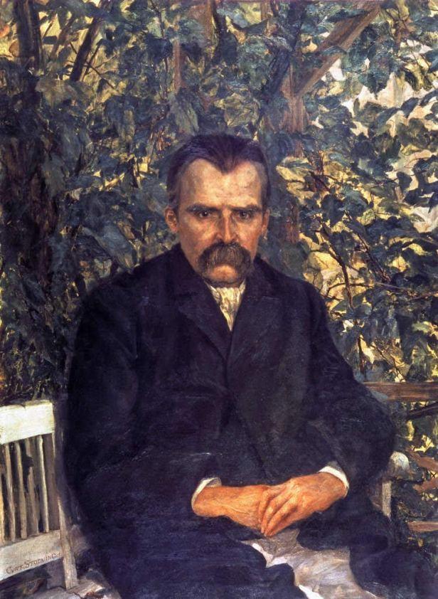 """Nietzsche: """"Ahlaksal olay yoktur, yalnızca olayların ahlaksal yorumu vardır."""""""