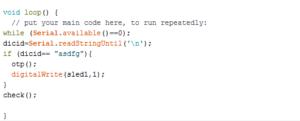 checking arduino code