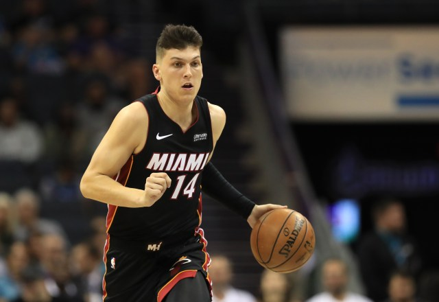 Miami Heat: Tyler Herro is playing his way into a starting role