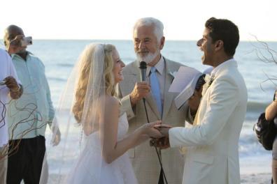 Salon Tease Beach Wedding