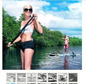 Salon Tease Life Style Shoot at The Naples Bay Resort