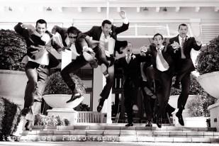One of my favorite groomsmen photos