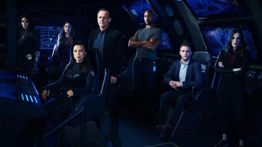 Resultado de imagem para Agents of S.H.I.E.L.D. temporada 4