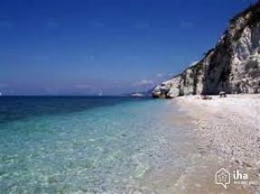 La costa nord dell'Elba