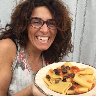 """Pasta alle olive taggiasche, ovvero la pasta """"Poissonniere"""""""