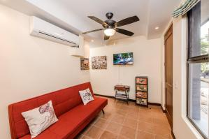 Travel Suite sitting room