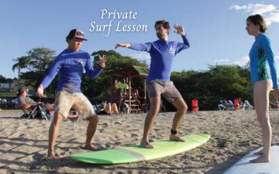 Private Surf Lesson Tamarindo