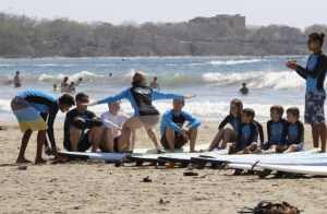 Group Surf LessonsWater Activities