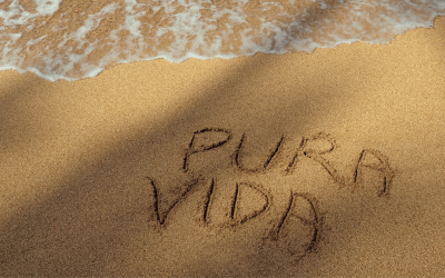 How to achieve that Pura Vida lifestyle while you are at home
