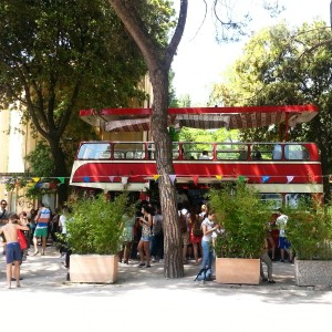 Lido - Venezia: Bus-Bar