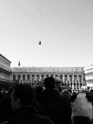Carnevale: Volo della Colombina