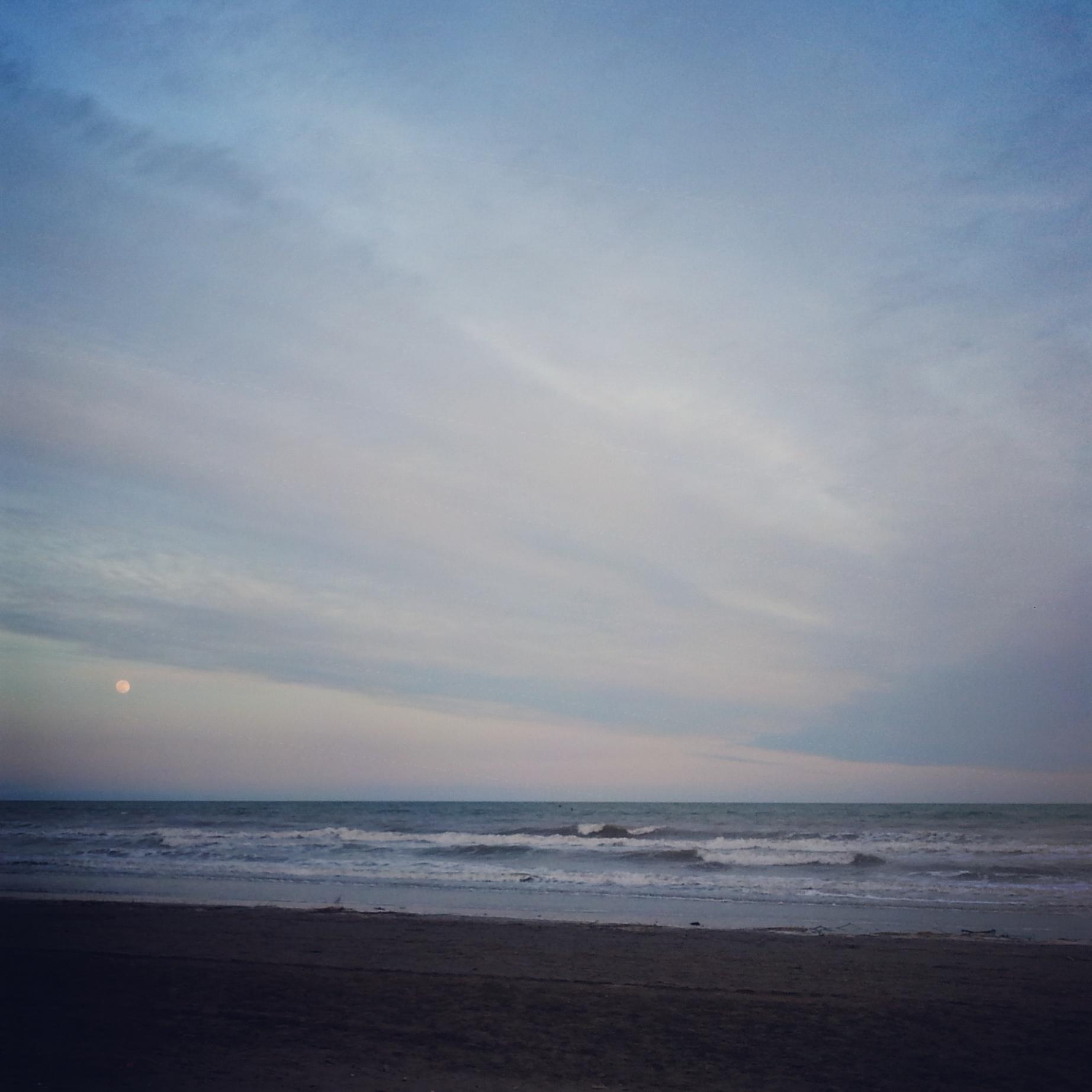 Venezia Lido: Blue Moon