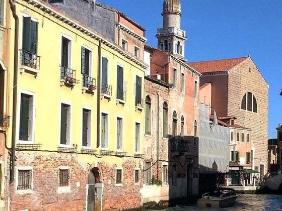 Venezia: San Pantalon