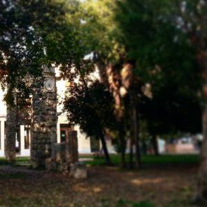 Venezia: Arco in Parco Villa Groggia