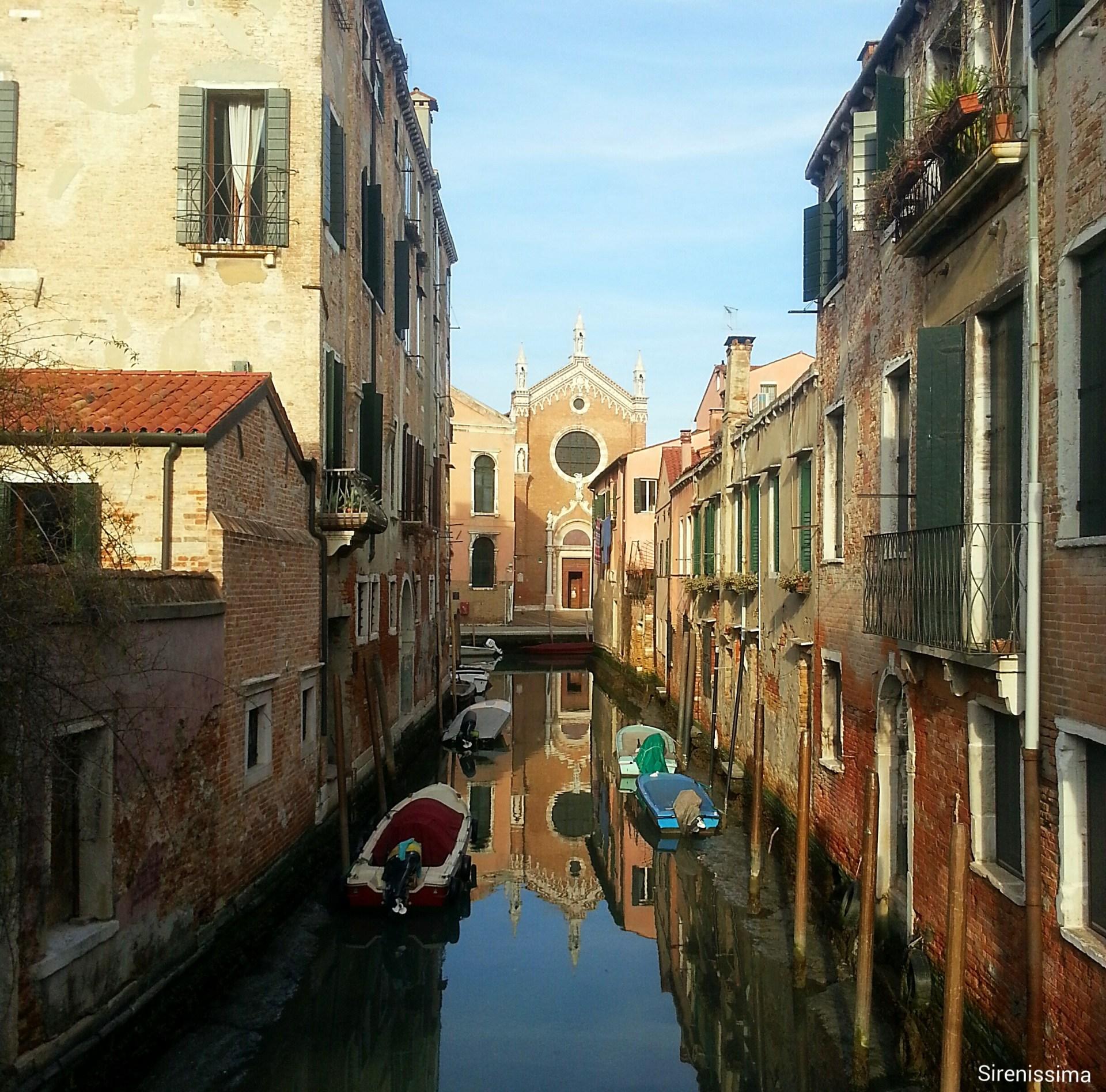 Venezia: Madonna dell'Orto