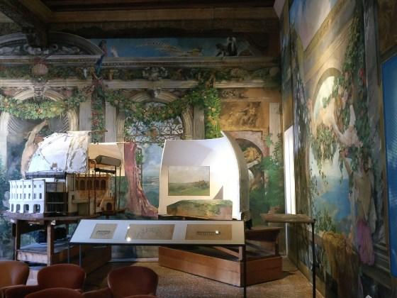 Palazzo Fortuny Exhibition Fresco