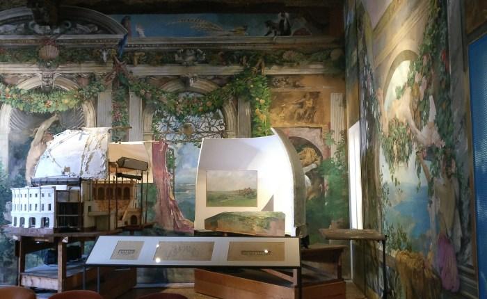 Palazzo Fortuny Ausstellung Fresko