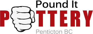 Penticton Logo Design - Pound It Pottery