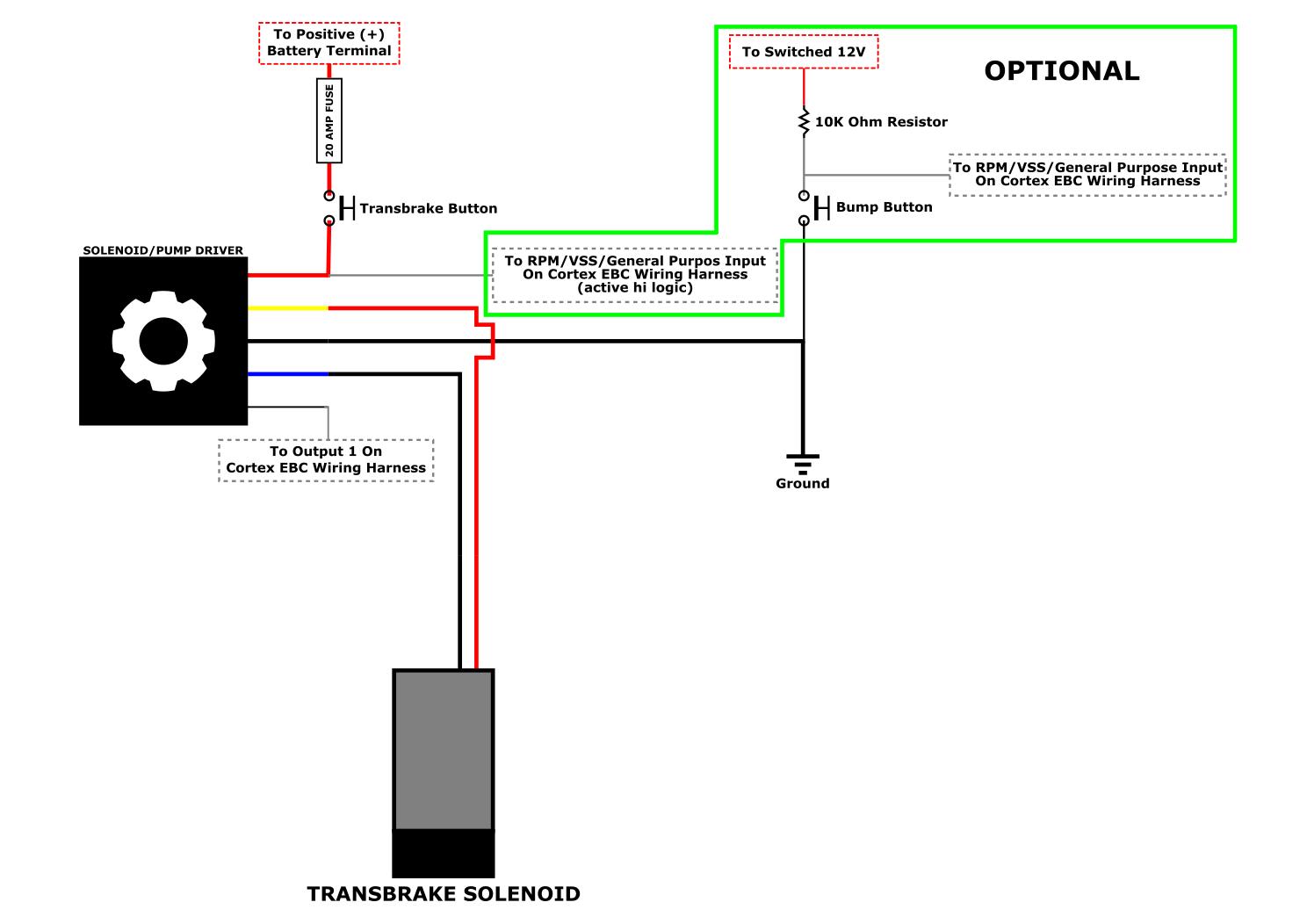 Transbrake Wiring Diagram